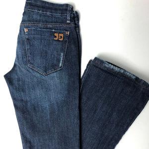 Joe's Jeans Womens rocker bootcut 26